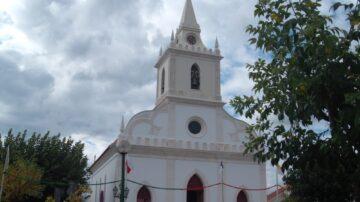 Reabilitação de Igreja de Monte Redondo