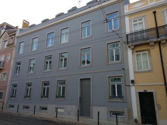 Reabilitação Edificio Lisboa - Buenos Aires