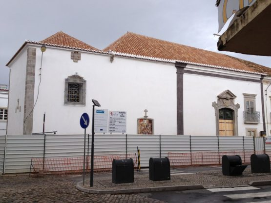 Reabilitação Igreja das Ondas - Tavira