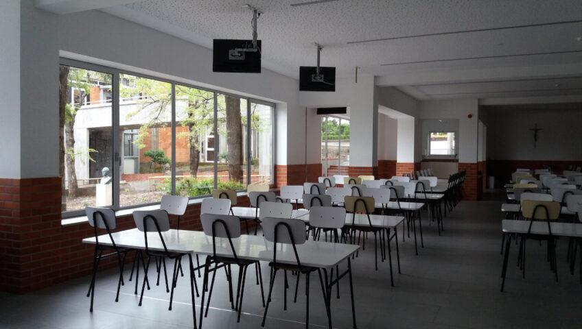 Refeitório Colégio S. Miguel - Fátima