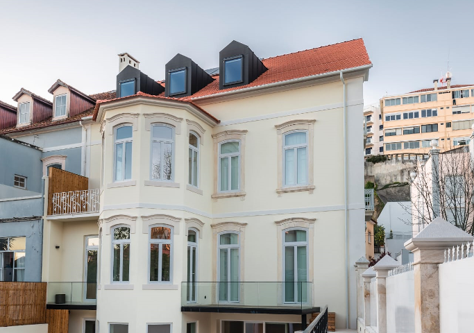 Reabilitação Moradia - Coimbra