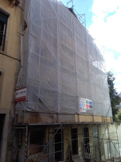 Reabilitação Edifício - Miguel Pais - Lisboa