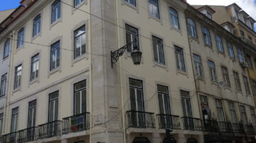Reabilitação Edifício - Rua Comércio - Lisboa