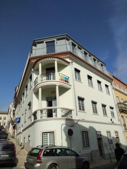 Reabilitação Edifício - Monte Olivete - Lisboa