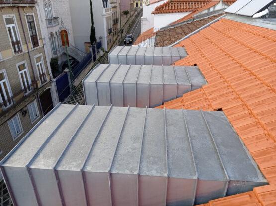 Reabilitação Edifício - Garcia Orta - Lisboa