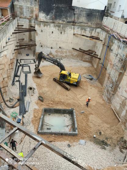 Construção Edifício Plurifamiliar - Nazaré