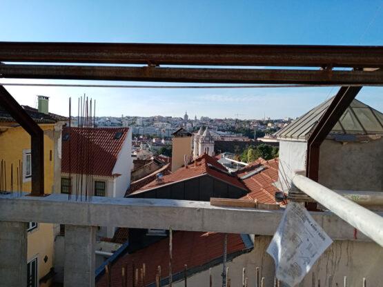 Reabilitação Edifício Calçada do Combro - Lisboa