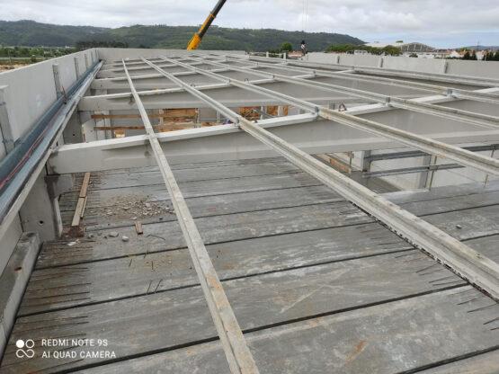 Construção Unidade Fabril - Valado de Frades