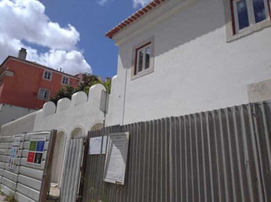 Reabilitação Edifício Recolhimento - Lisboa